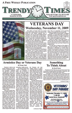 11/10/2009 Issue Thumbnail